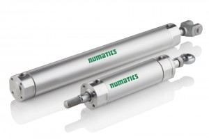 ASCO Numatics Introduces Repairable Round Line Cylinders Featuring Comprehensive Mounting and Threading Options