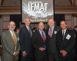 IFMA award ceremony 2014.c